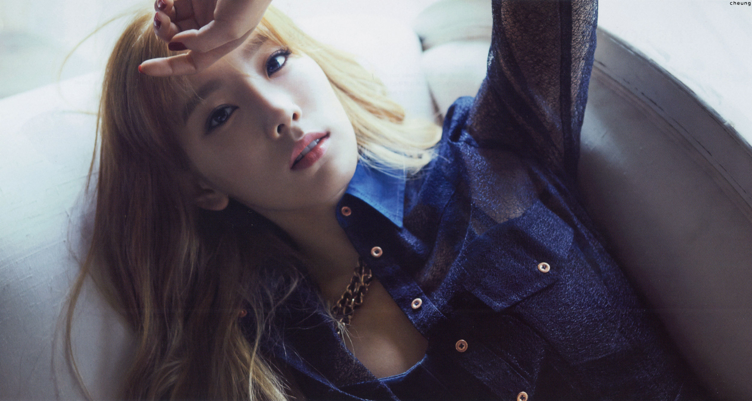 SNSD Taeyeon The Best album new edition