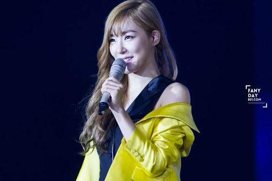 SNSD Tiffany Best of Best Concert in Hong Kong