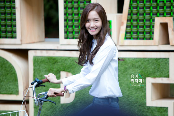 SNSD Yoona Innisfree Play Green Festival