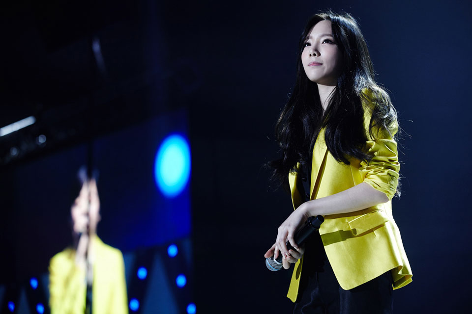 SNSD Taeyeon 1st Fan Party in Nanjing