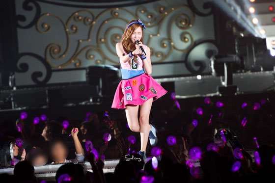 SNSD Jessica Japan Tour 2014 in Fukuoka