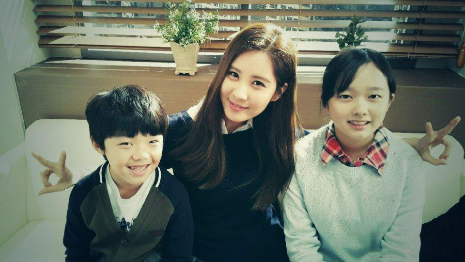 SNSD Seohyun Sooyoung Spring Days costars