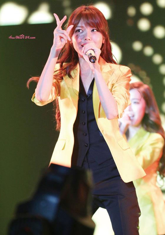 SNSD Sooyoung Best of Best Hong Kong Concert