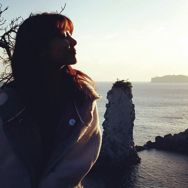 SNSD Sooyoung Instagram Jeju travel photo