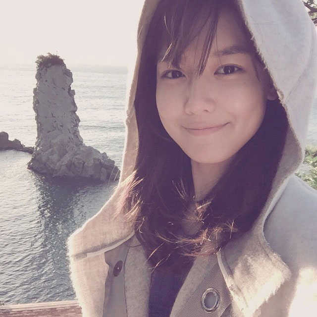 SNSD Sooyoung Instagram Jeju travel selca