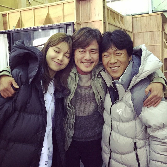 SNSD Sooyoung Instagram Spring Days director