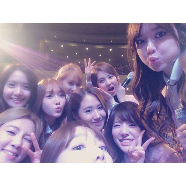SNSD Sooyoung Instagram Japan 3rd Tour