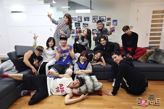 SNSD Sunny SBS Roommate reality TV show