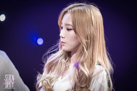SNSD Taeyeon Sunny FM Date public broadcast