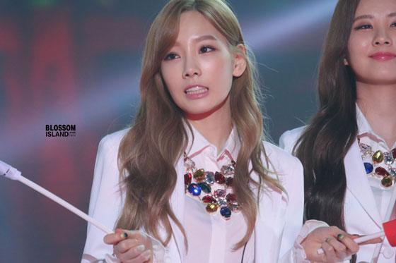 Girls Generation Taeyeon Korean Music Wave Beijing