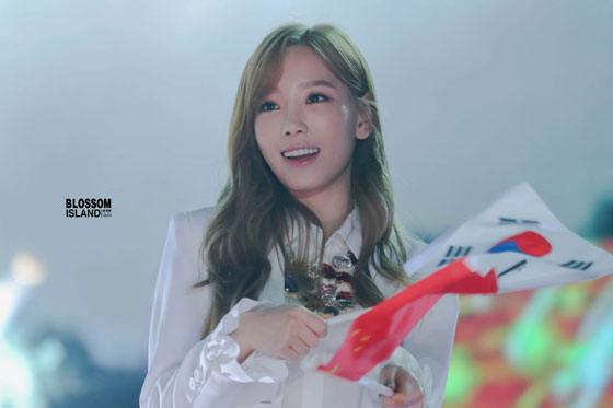 Girls Generation Taeyeon Korean Music Wave Beijing