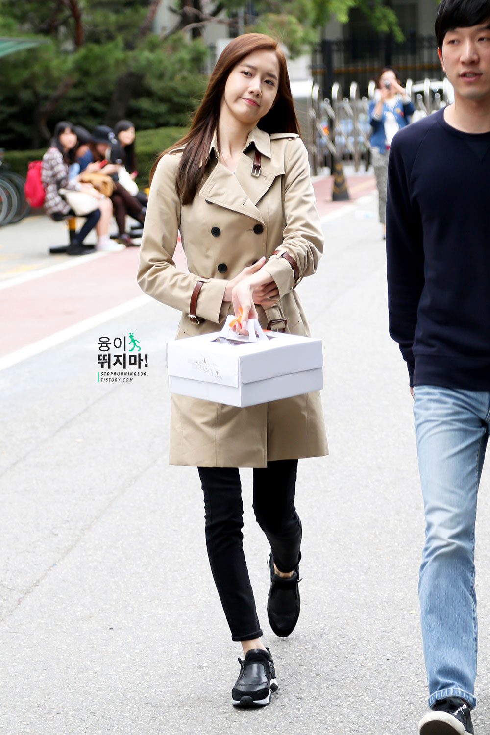 Yoona cake delivery service