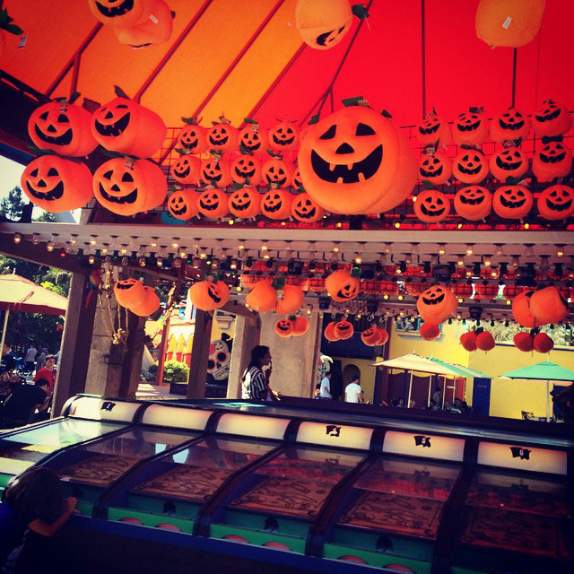 SNSD Yuri Instagram American Halloween