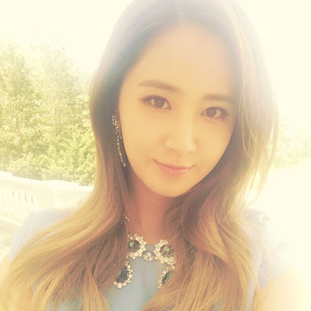 SNSD Yuri Instagram The Best selca
