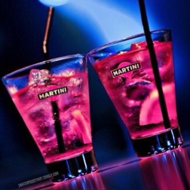 Girls Generation Yuri Martini Instagram