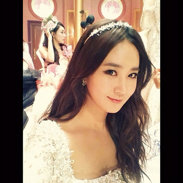 SNSD princess Yuri Tiffany Instagram