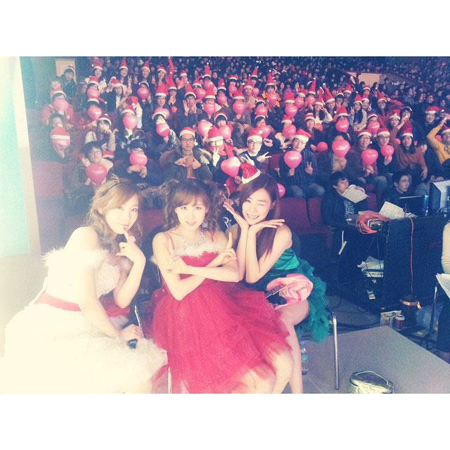 Girls Generation TaeTiSeo Christmas 2014