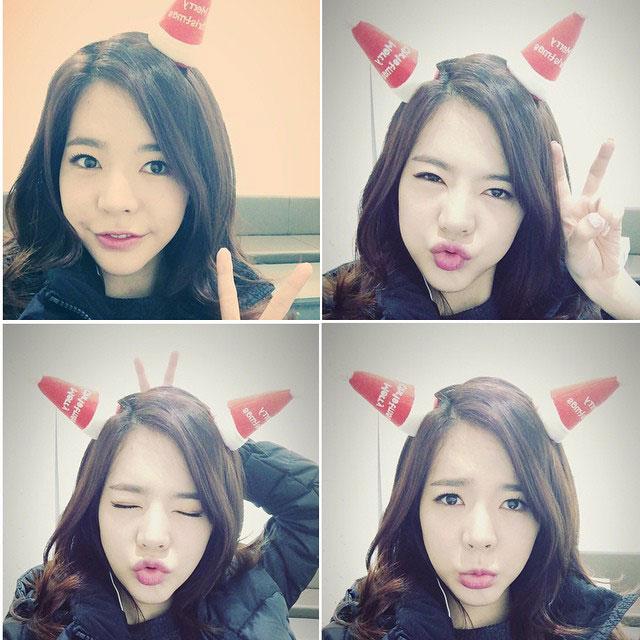 Girls Generation Sunny Christmas 2014