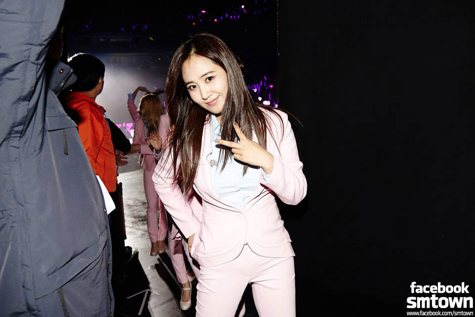SNSD Yuri 1st fan party Beijing