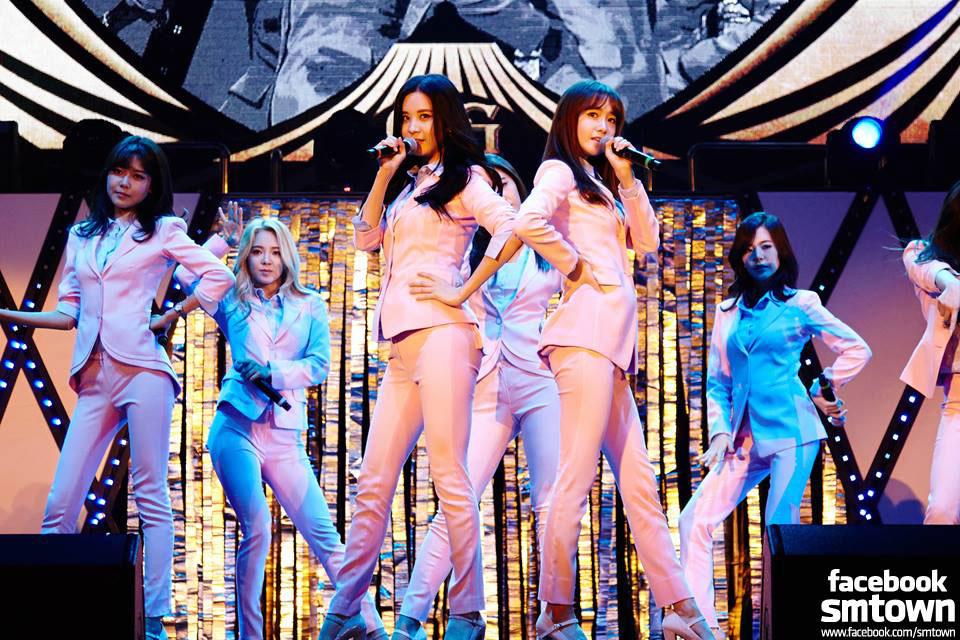 Yoona Seohyun 1st fan party Beijing