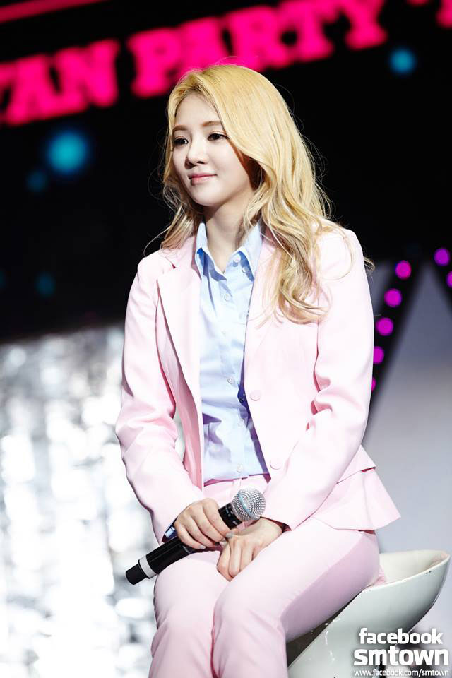 SNSD Hyoyeon 1st fan party Beijing