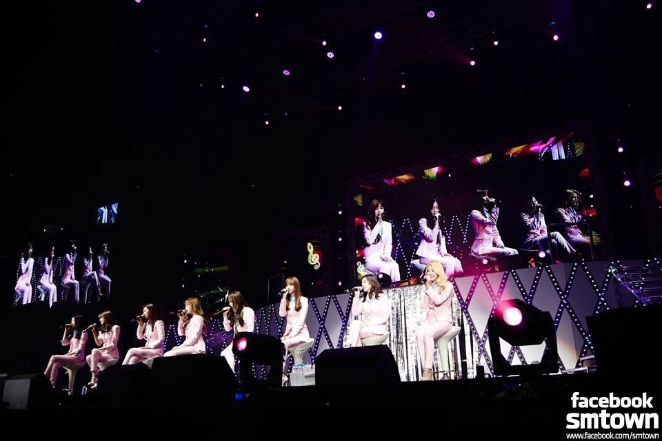 Girls Generation 1st fan party Beijing