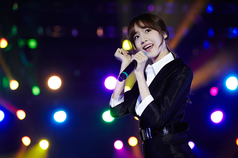 SNSD Yoona 1st Fan Party in Chongqing