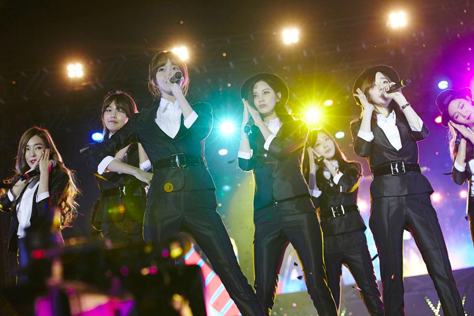 Girls Generation 1st Fan Party in Chongqing
