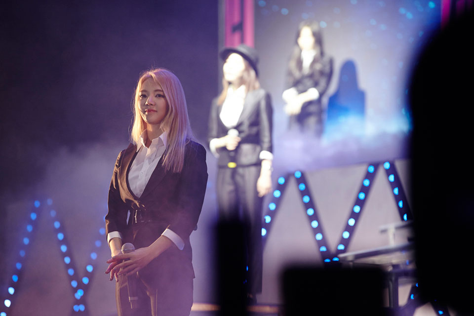 SNSD Hyoyeon 1st Fan Party in Chongqing