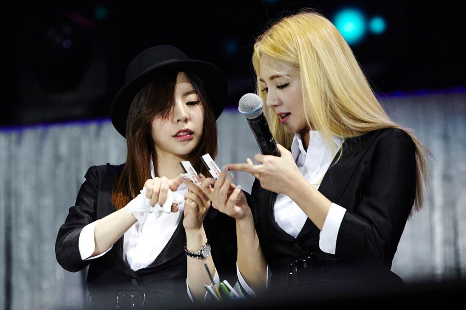 Sunny Hyoyeon 1st Fan Party in Chongqing