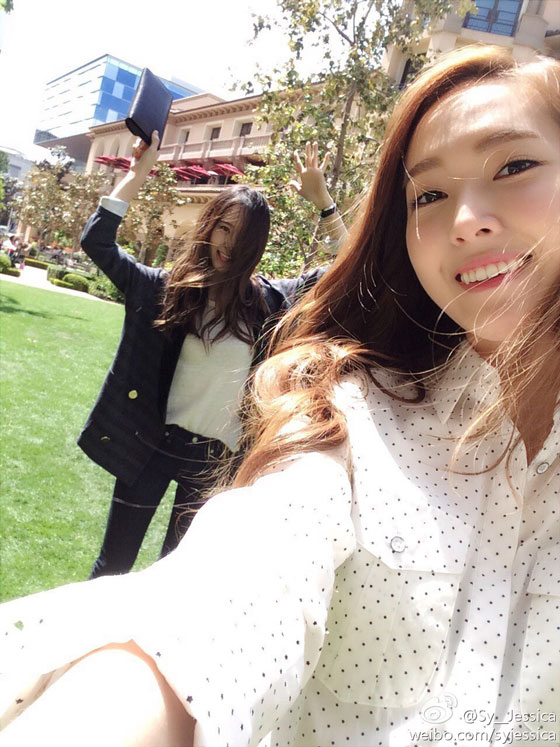 SNSD Jessica Krystal reality TV show