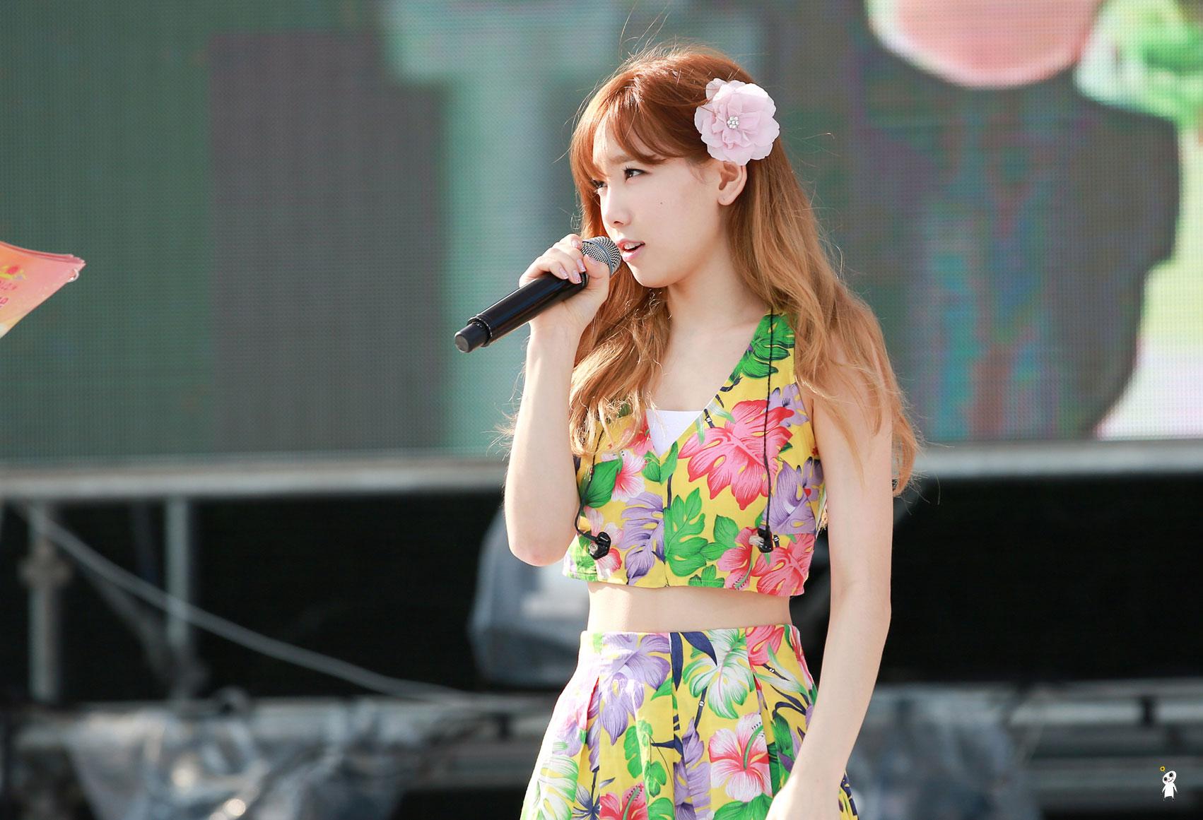 Taeyeon @ Blue One Dream Festival