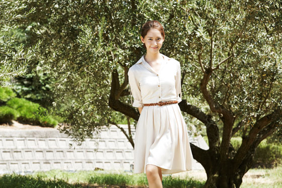 SNSD Yoona Innisfree ultra HD photo