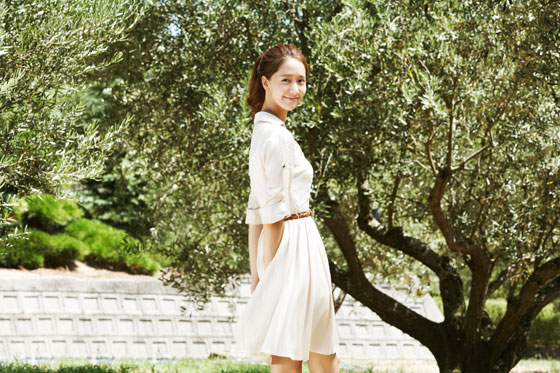 SNSD Yoona Innisfree HD endorsement photo