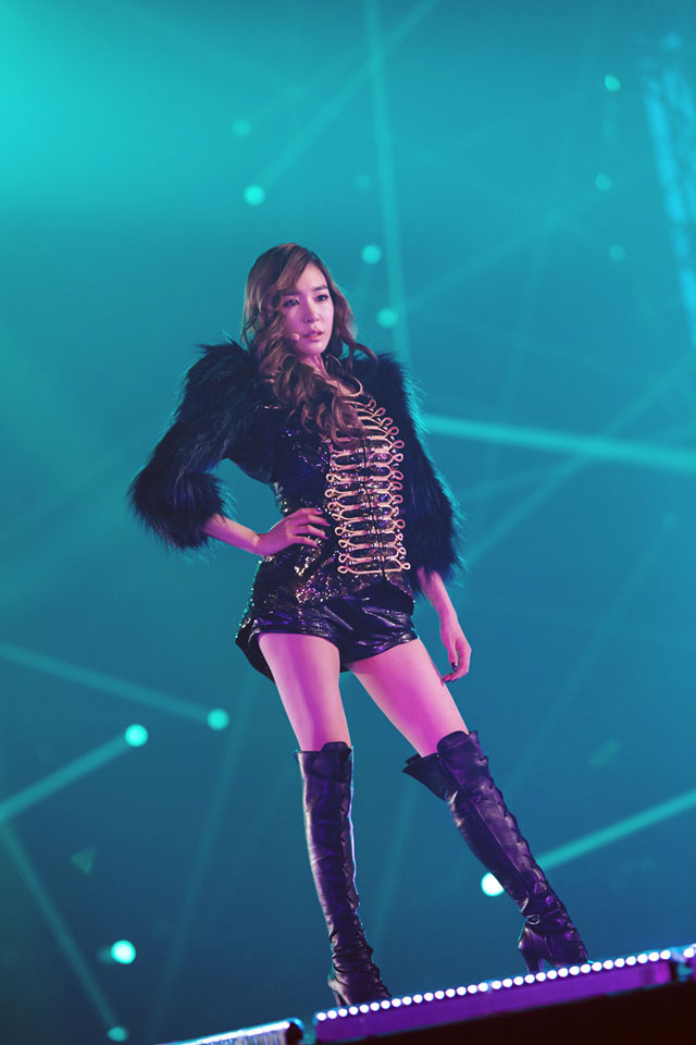 SNSD Tiffany The Best Live at Tokyo Dome 2014