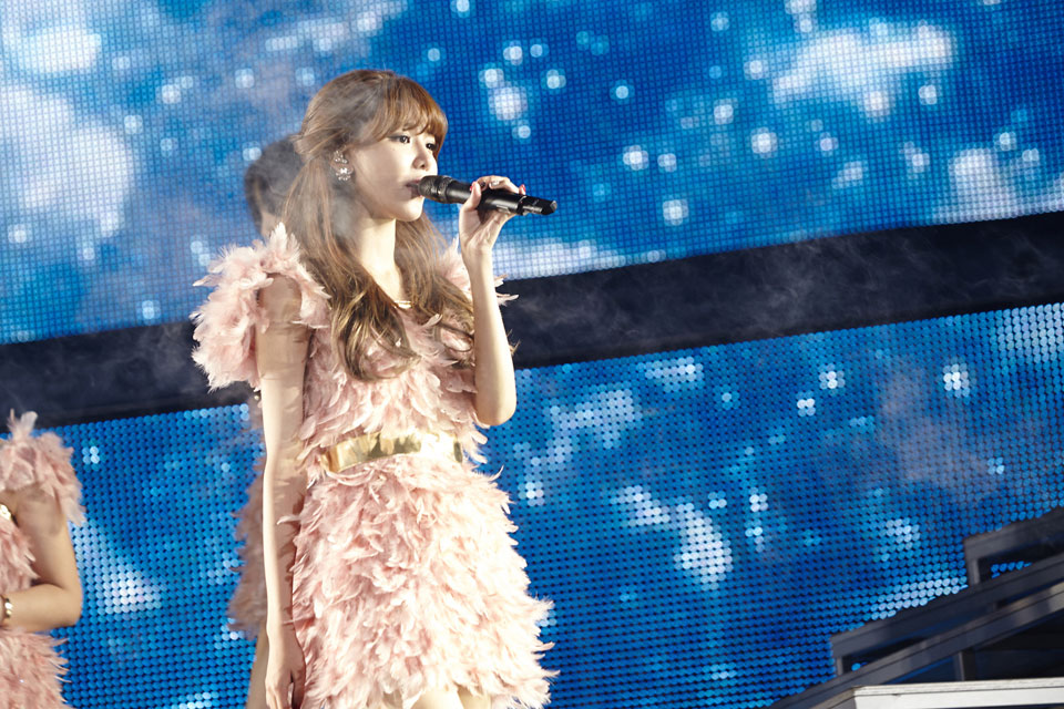 SNSD Sooyoung The Best Live at Tokyo Dome 2014