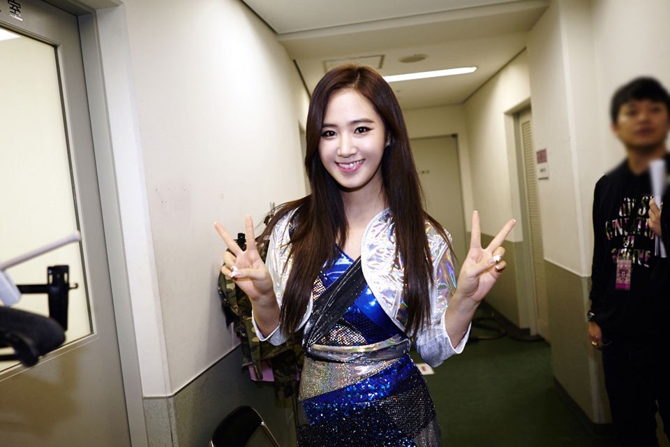 SNSD Yuri The Best Live at Tokyo Dome 2014