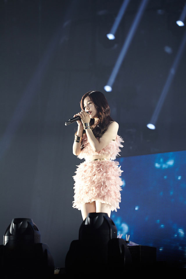 SNSD Sunny The Best Live at Tokyo Dome 2014