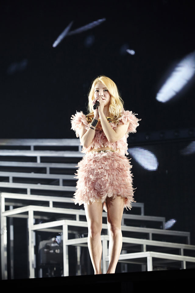 SNSD Hyoyeon The Best Live at Tokyo Dome 2014