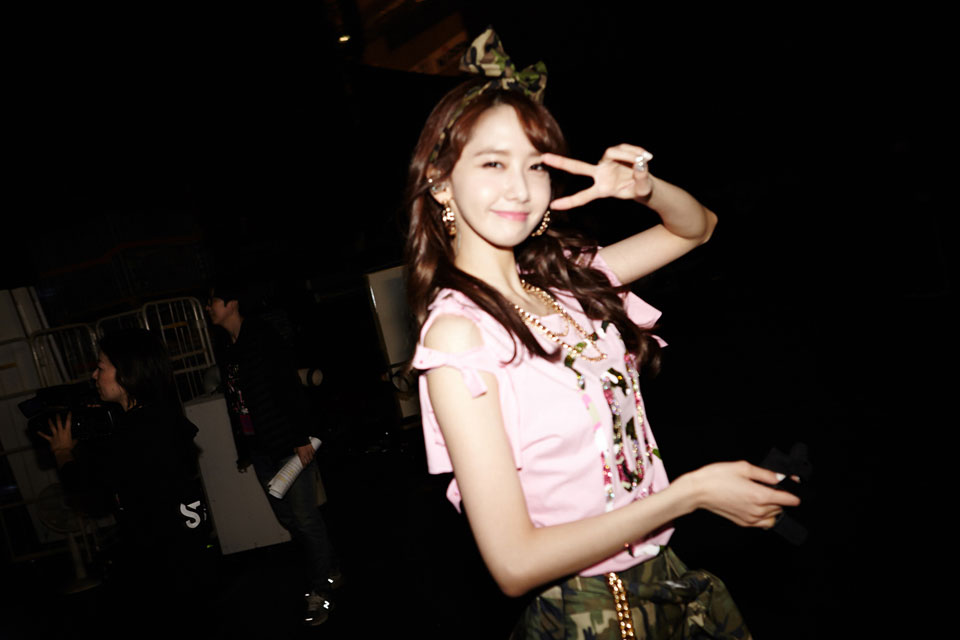 SNSD Yoona The Best Live at Tokyo Dome 2014