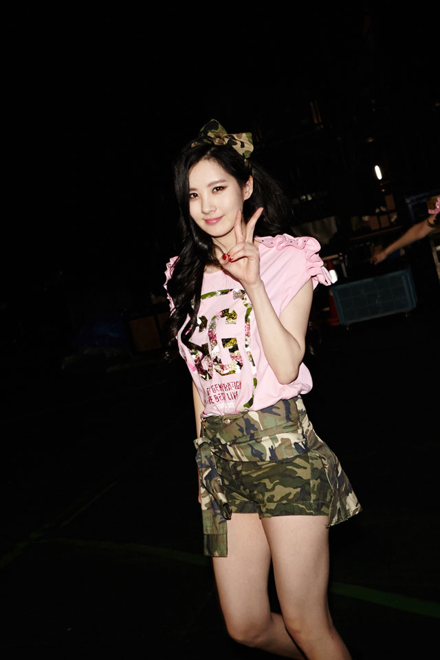 SNSD Seohyun The Best Live at Tokyo Dome 2014