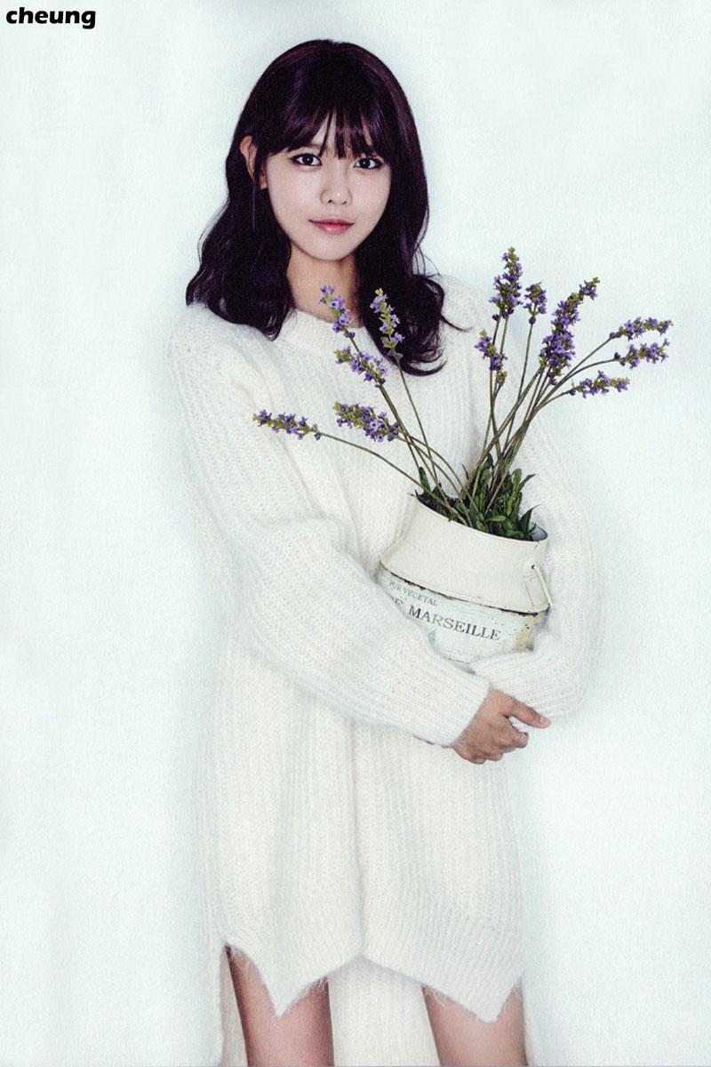 SNSD Sooyoung 2015 Season Greeting calendar