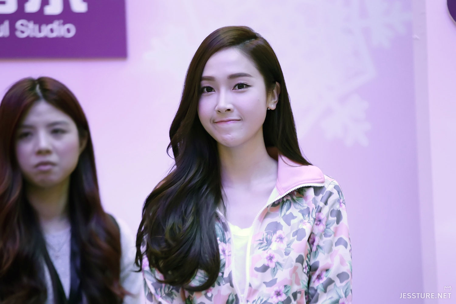Jessica Li-Ning fansign events in China