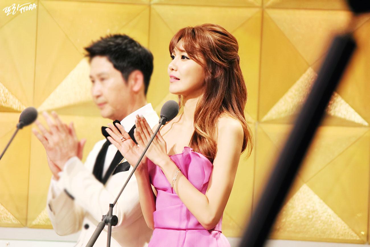 Sooyoung MBC Drama Awards 2014