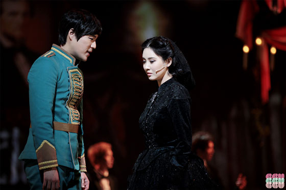 SNSD Seohyun Gone With The Wind Musical