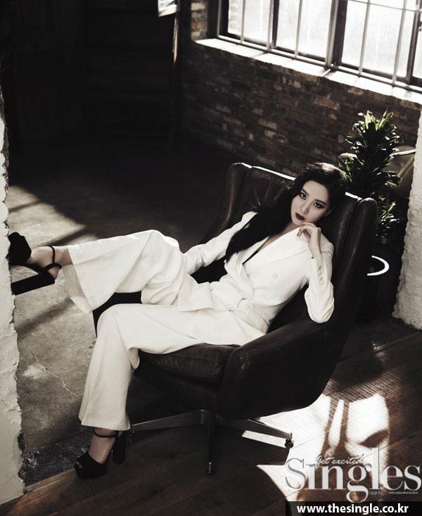 SNSD Seohyun Korean Singles Magazine
