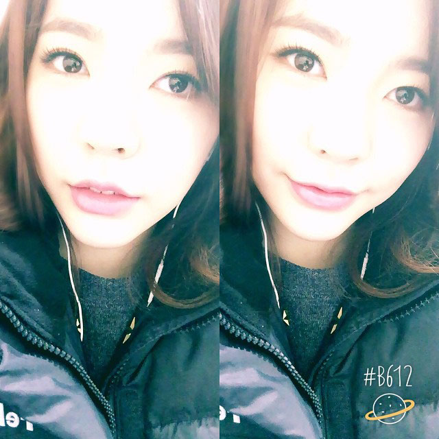 SNSD Sunny Instagram selca picture 150112