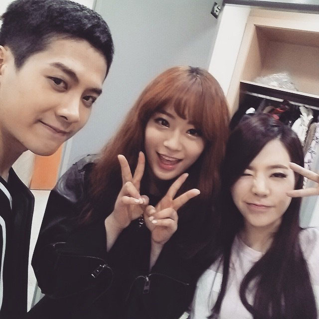 SNSD Sunny Instagram Roommate Youngji picture