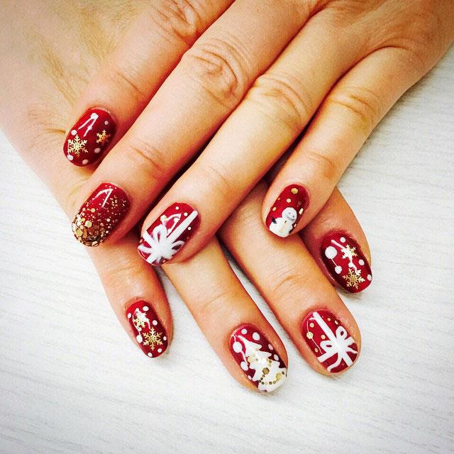 SNSD Taeyeon Instagram nail arts