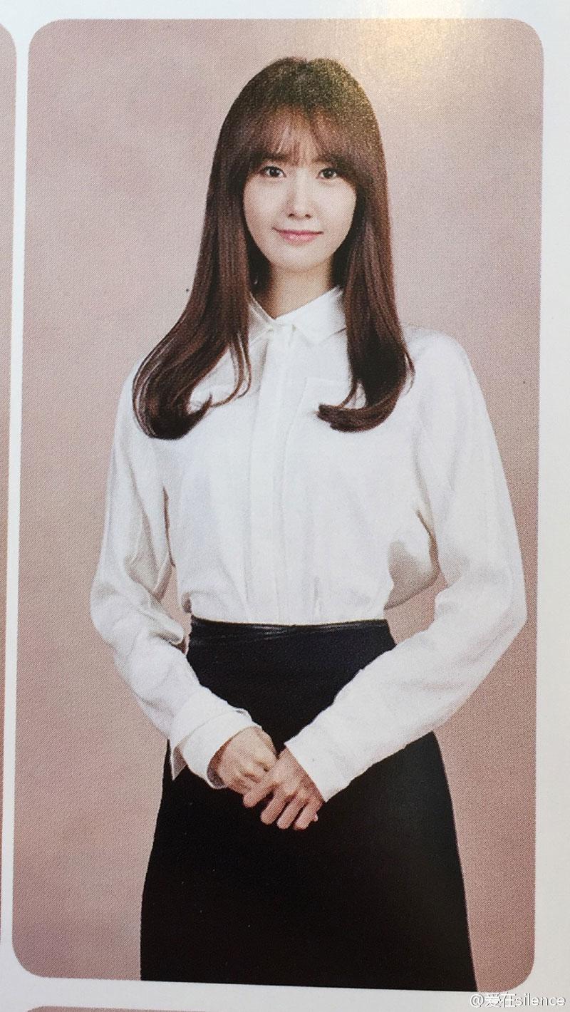 SNSD Yoona Dongguk University 2015 Yearbook